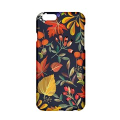 Autumn Flowers Pattern 8 Apple Iphone 6/6s Hardshell Case by tarastyle