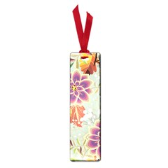 Autumn Flowers Pattern 9 Small Book Marks by tarastyle