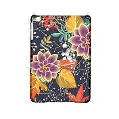 Autumn Flowers Pattern 10 Ipad Mini 2 Hardshell Cases by tarastyle