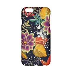Autumn Flowers Pattern 10 Apple Iphone 6/6s Hardshell Case by tarastyle