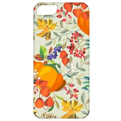 Autumn Flowers Pattern 11 Apple Iphone 5 Classic Hardshell Case by tarastyle