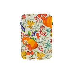 Autumn Flowers Pattern 11 Apple Ipad Mini Protective Soft Cases by tarastyle
