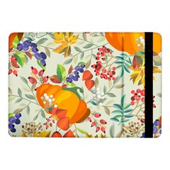 Autumn Flowers Pattern 11 Samsung Galaxy Tab Pro 10 1  Flip Case by tarastyle