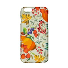 Autumn Flowers Pattern 11 Apple Iphone 6/6s Hardshell Case by tarastyle