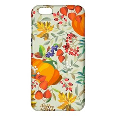 Autumn Flowers Pattern 11 Iphone 6 Plus/6s Plus Tpu Case by tarastyle
