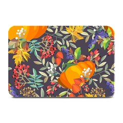 Autumn Flowers Pattern 12 Plate Mats by tarastyle