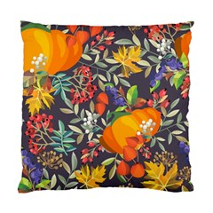 Autumn Flowers Pattern 12 Standard Cushion Case (one Side) by tarastyle