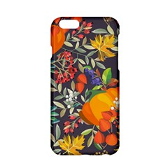 Autumn Flowers Pattern 12 Apple Iphone 6/6s Hardshell Case by tarastyle