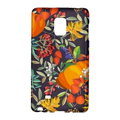 Autumn Flowers Pattern 12 Galaxy Note Edge by tarastyle