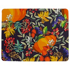 Autumn Flowers Pattern 12 Jigsaw Puzzle Photo Stand (rectangular) by tarastyle