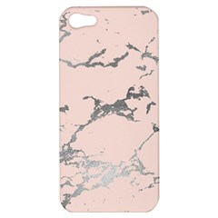 Luxurious Pink Marble 1 Apple Iphone 5 Hardshell Case by tarastyle