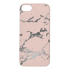 Luxurious Pink Marble 1 Apple Iphone 5s/ Se Hardshell Case by tarastyle