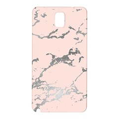 Luxurious Pink Marble 1 Samsung Galaxy Note 3 N9005 Hardshell Back Case by tarastyle