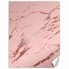 Luxurious Pink Marble 3 Canvas 18  X 24   by tarastyle