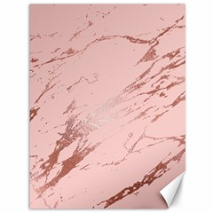 Luxurious Pink Marble 3 Canvas 36  X 48   by tarastyle