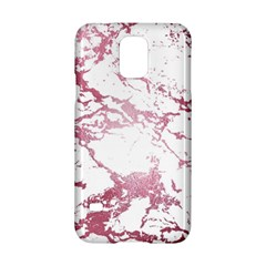 Luxurious Pink Marble 4 Samsung Galaxy S5 Hardshell Case  by tarastyle
