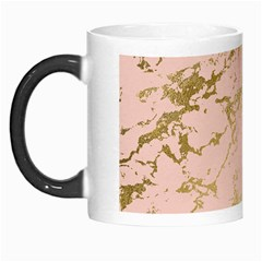 Luxurious Pink Marble 5 Morph Mugs
