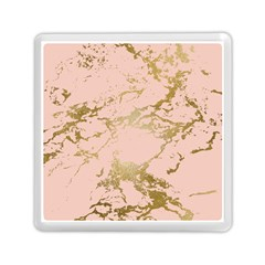 Luxurious Pink Marble 5 Memory Card Reader (square)  by tarastyle