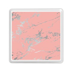 Luxurious Pink Marble 6 Memory Card Reader (square)  by tarastyle