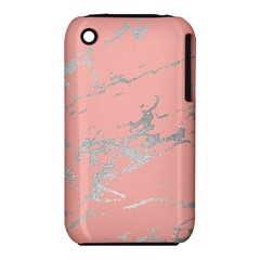 Luxurious Pink Marble 6 Iphone 3s/3gs by tarastyle