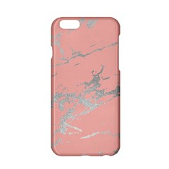 Luxurious Pink Marble 6 Apple Iphone 6/6s Hardshell Case by tarastyle