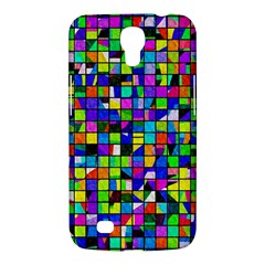 Colorful Squares Pattern                       Sony Xperia Sp (m35h) Hardshell Case by LalyLauraFLM
