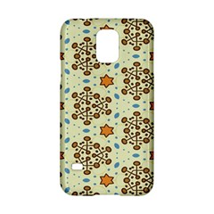 Stars And Other Shapes Pattern                         Nokia Lumia 625 Hardshell Case by LalyLauraFLM