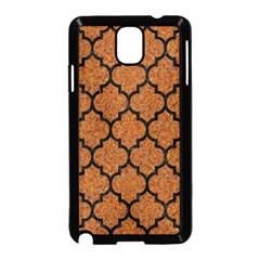 Tile1 Black Marble & Rusted Metal Samsung Galaxy Note 3 Neo Hardshell Case (black) by trendistuff