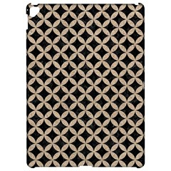Circles3 Black Marble & Sand (r) Apple Ipad Pro 12 9   Hardshell Case by trendistuff