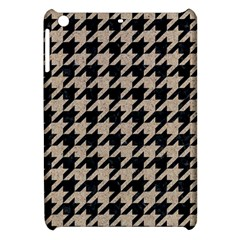 Houndstooth1 Black Marble & Sand Apple Ipad Mini Hardshell Case by trendistuff