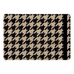 Houndstooth1 Black Marble & Sand Apple Ipad Pro 10 5   Flip Case by trendistuff