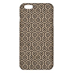 Hexagon1 Black Marble & Sand Iphone 6 Plus/6s Plus Tpu Case by trendistuff