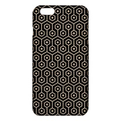 Hexagon1 Black Marble & Sand (r) Iphone 6 Plus/6s Plus Tpu Case by trendistuff