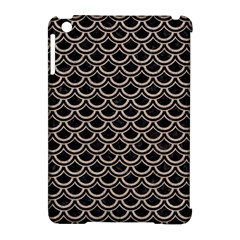 Scales2 Black Marble & Sand (r) Apple Ipad Mini Hardshell Case (compatible With Smart Cover) by trendistuff