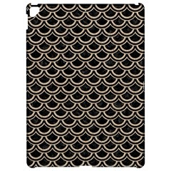 Scales2 Black Marble & Sand (r) Apple Ipad Pro 12 9   Hardshell Case by trendistuff
