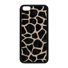 Skin1 Black Marble & Sand Apple Iphone 5c Seamless Case (black)
