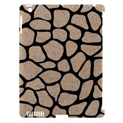 Skin1 Black Marble & Sand (r) Apple Ipad 3/4 Hardshell Case (compatible With Smart Cover) by trendistuff