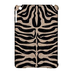 Skin2 Black Marble & Sand (r) Apple Ipad Mini Hardshell Case (compatible With Smart Cover) by trendistuff