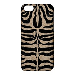 Skin2 Black Marble & Sand (r) Apple Iphone 5c Hardshell Case by trendistuff