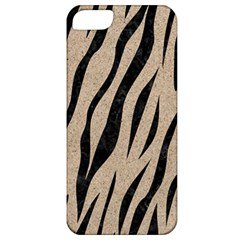 Skin3 Black Marble & Sand Apple Iphone 5 Classic Hardshell Case by trendistuff