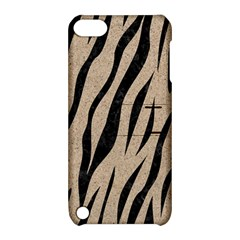 Skin3 Black Marble & Sand Apple Ipod Touch 5 Hardshell Case With Stand by trendistuff