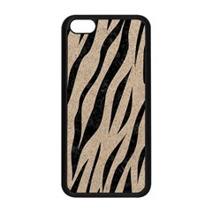 Skin3 Black Marble & Sand Apple Iphone 5c Seamless Case (black) by trendistuff