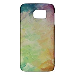 Painted Canvas                           Samsung Galaxy S6 Hardshell Case by LalyLauraFLM