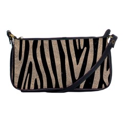 Skin4 Black Marble & Sand Shoulder Clutch Bags by trendistuff