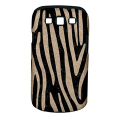 Skin4 Black Marble & Sand Samsung Galaxy S Iii Classic Hardshell Case (pc+silicone) by trendistuff