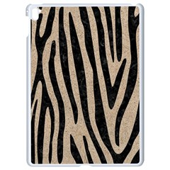 Skin4 Black Marble & Sand (r) Apple Ipad Pro 9 7   White Seamless Case by trendistuff