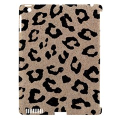 Skin5 Black Marble & Sand (r) Apple Ipad 3/4 Hardshell Case (compatible With Smart Cover) by trendistuff