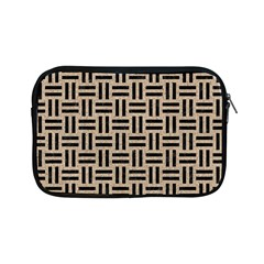 Woven1 Black Marble & Sand Apple Ipad Mini Zipper Cases by trendistuff