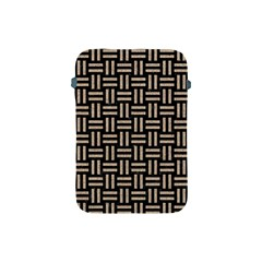Woven1 Black Marble & Sand (r) Apple Ipad Mini Protective Soft Cases by trendistuff
