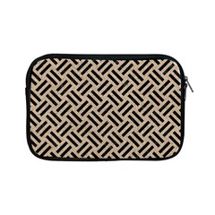 Woven2 Black Marble & Sand Apple Ipad Mini Zipper Cases by trendistuff
